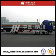 El fabricante chino ofrece el mejor tanque de combustible de servicio en el transporte por carretera (HZZ5256GJY) para compradores