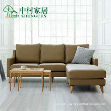 Современном японском стиле гостиной диван