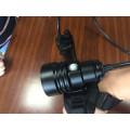 Taucher-Montage-Licht 4000LM Kanister LED-Tauchlicht