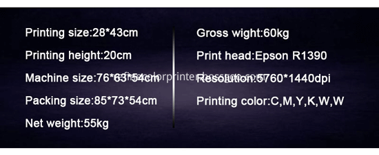 Epson Jet 2000 Phone Case Printer