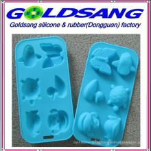 Animal Shapesilicone Ice Tray Ice Mould