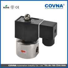 solenoid valves for water, strong acid fluid sea water gas PTFE valve