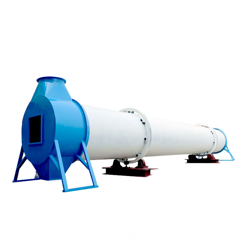 Wood Chips Rotary Dryer