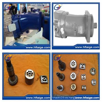 Motor de pistón Rexroth para aplicaciones en condiciones de trabajo de alta presión