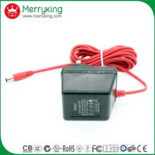 6V100mA DC Linear Power Adapter with Au Plug
