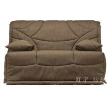 Tela decorativa del sofá Faux Linentte para el sofá de la tapicería