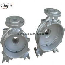 Coquille de pompe à eau en acier inoxydable pour le moulage