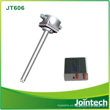 Sensor de nivel de combustible capacitivo para tanques de aceite remotos Solución de monitoreo de nivel de combustible