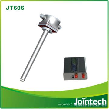 Capteur capacitif de niveau de carburant de haute précision pour la solution de surveillance de carburant de réservoirs d'huile