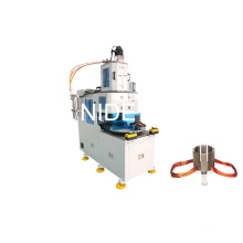 Bobinadora de bobina de tipo vertical automática