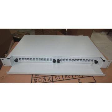ODF Fiber Optic LC Patch Panel
