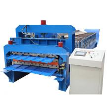 Máquina formadora de rollos para techos de metal en venta