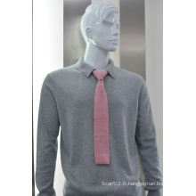 Cravates fin 100% pour les hommes