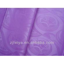 Jacquard Brocade Bazin Riche Cheap African Cloth Fabrics Guinea Shadda Damask