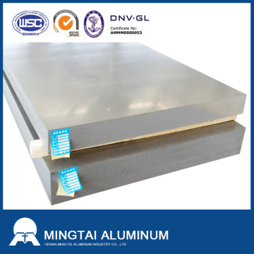 5754 anti-crack aluminum plate for automobile/can