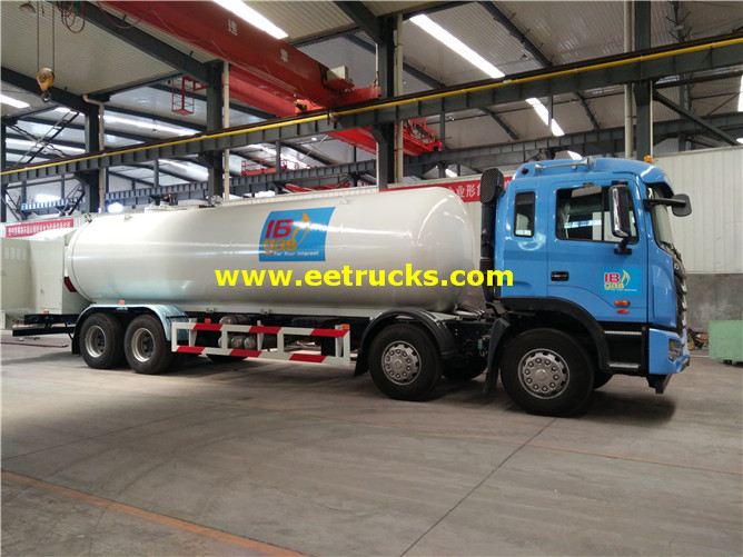 LPG Tank Truck with Pump