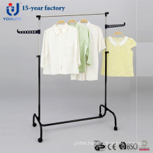 Single-Pole Clothes Hanger