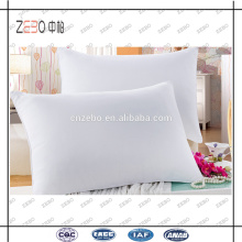 Hot Selling Fibre Filling Pillow Insere Atacado Almofadas Pescoço Branco Baratos