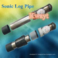 Old Type Bulk Type Sonic Log Pipe/Sounding Pipe