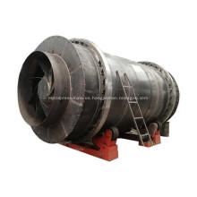 Máquina de secado de polvo de minería de operación continua