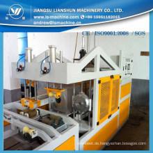 Plastik-PVC-Rohr, das Maschine mit unterschiedlicher Belling-Weise erweitert