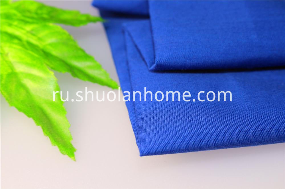 Blue Uniform Fabric
