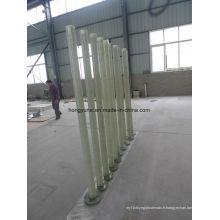 Rtrp ou tuyau de fibre de verre pour l'eau et les industries chimiques