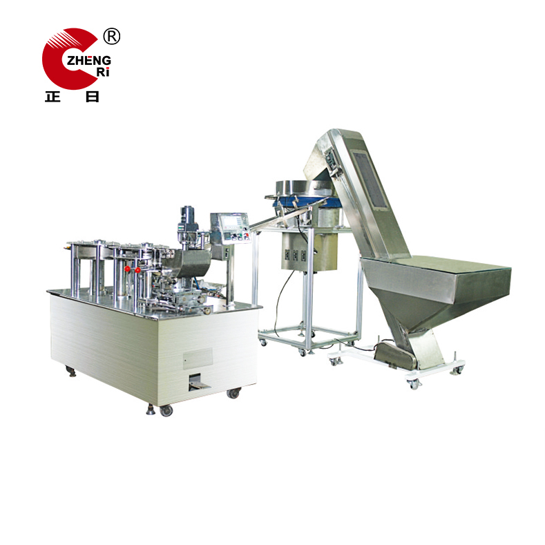 Roller Printing Machine with Printing Plate