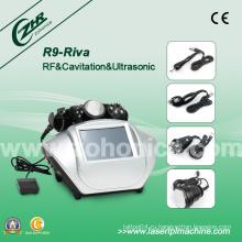 R9 40кГц Сильная Ulstronic кавитация Maquina De Slim Машина с CE