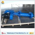 Pompe à boue minérale à l'horizontale horizontale et verticale Hot Sale