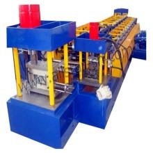 Faixa e China fabricante ajustável aço metal stud rolo formando garanhão de máquinas/metal rolando a antiga linha de produção