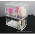 Lipstick Blender Sponge Puff Handmade cosmetic Storage Holder Case