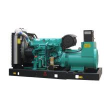 Brushless Alternator 100kw Volvo Power Silent Diesel Generator Set