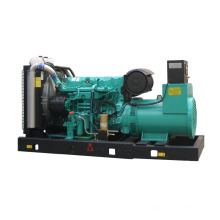 Brushless Alternator 100kw Volvo Power Silent Diesel Generator Set
