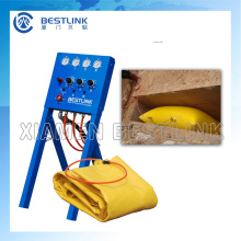 China Manufacturer Marble Block Pushing Tools Polymer Air Bag