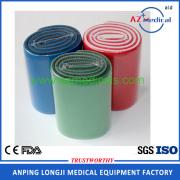 Orange Aluminum Foam Splint for First Aid Kit