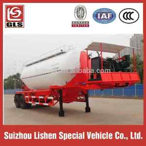 Bulk fly ash transport trailer 50M3