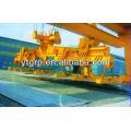 Atelier de grue de pont électromagnétique de type de QC 20/5 ~ 32 / 5T