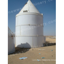 1000t Sectional Slag Storage Silo (NWS-1000)