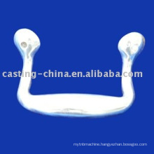 casting Stainless Steel Pot Handles for food machinery parts