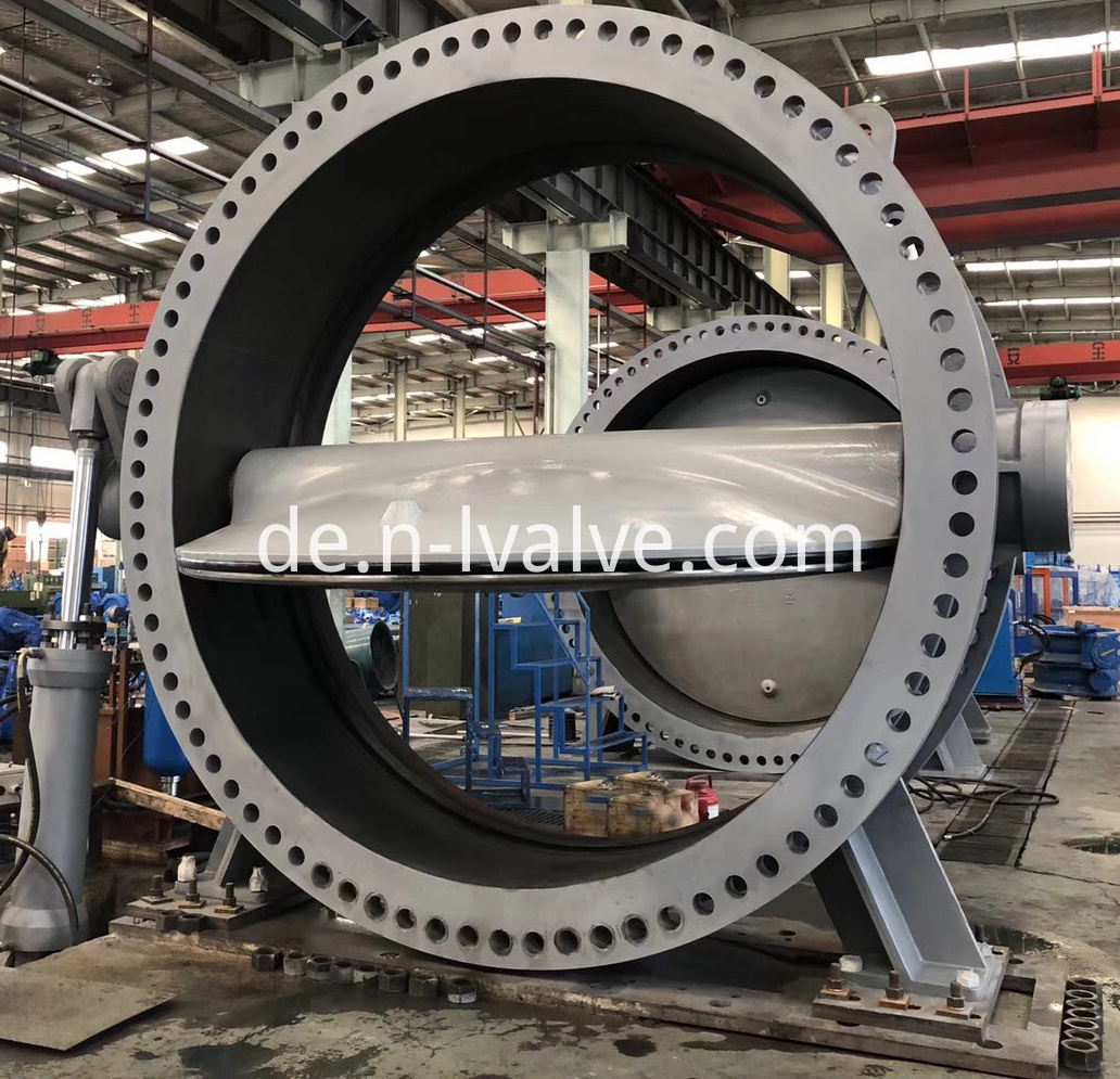 CW Butterfly Valve