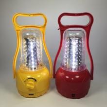 Fabricant DC 3W Portable LED Light avec panneau solaire