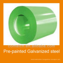 Pre-Painted Galvanized Steel coil for roofing construction