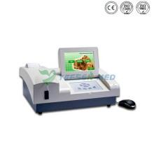 Ysvet0305 Medical Veterinary Semi-Auto Analizador de Química