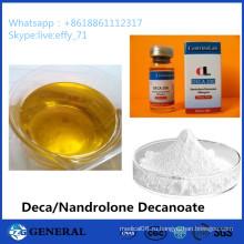 Бодибилдинг GMP Стандартный стероидный гормон Нандролон деканоат 250 мг / мл