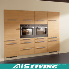 Storage Nature Colour Kitchen Cabinets Furniture (AIS-K293)