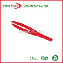 Pinzas para cejas de plástico HENSO