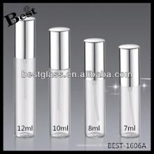 personalisierte Parfümflasche, klare personalisierte Parfümflasche, personalisierte Parfümflasche mit Sprayer