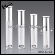 bouteille de parfum personnalisée; bouteille de parfum personnalisée claire; bouteille de parfum personnalisée avec pulvérisateur