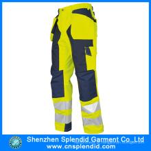 Shenzhen vestuário alta visibilidade reflexiva carga motocicleta calças